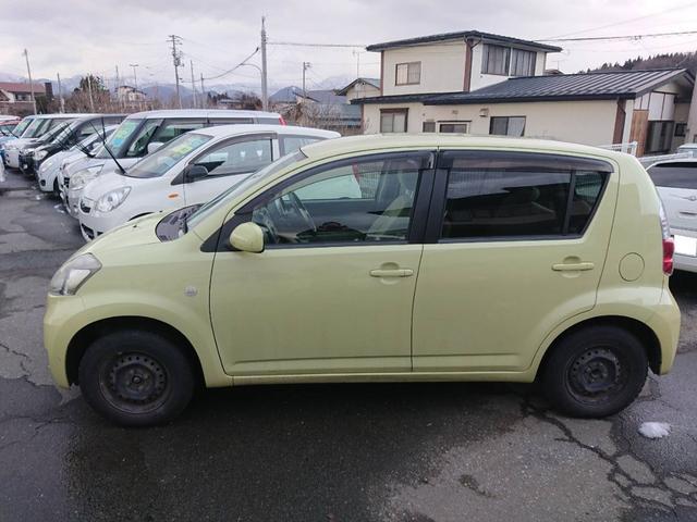 「トヨタ」「パッソ」「コンパクトカー」「山形県」の中古車4