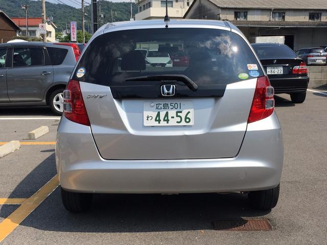 ホンダ フィット G ETC CD キーレス プライバシーガラス