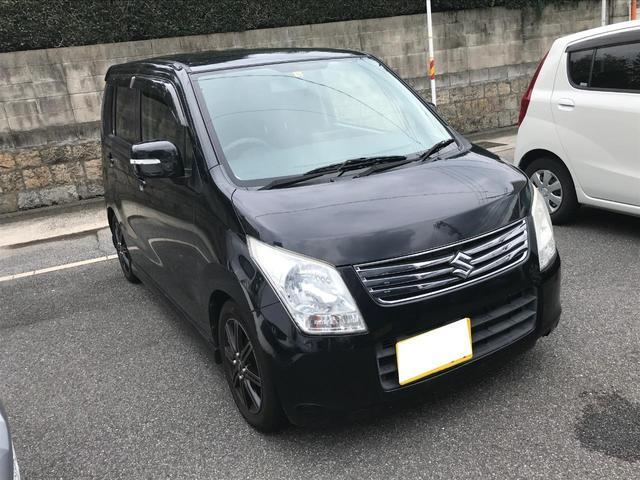 「スズキ」「ワゴンR」「コンパクトカー」「広島県」の中古車4