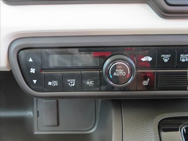 G 4WD 届出済未使用車 ホンダセンシング 衝突軽減装置 前後誤発進抑制機能 アダプティブクルーズ パーキングセンサー オートハイビーム LEDヘッド オートライト オートエアコン リアヒーターダクト(10枚目)