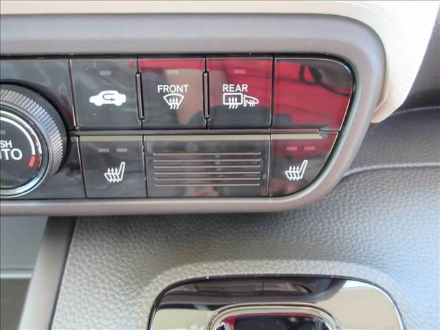 G 4WD 届出済未使用車 ホンダセンシング 衝突軽減装置 前後誤発進抑制機能 アダプティブクルーズ パーキングセンサー オートハイビーム LEDヘッド オートライト オートエアコン リアヒーターダクト(11枚目)