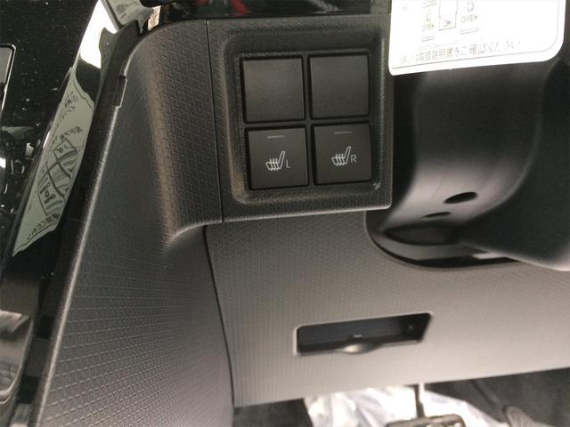 カスタムRS バックカメラ付き シートヒーター 4WD 寒冷地仕様 キーフリー 両側電動スライド ターボ 届出済未使用車 純正15インチアルミ ABS エアバッグ クリアランスソナー 軽自動車(18枚目)