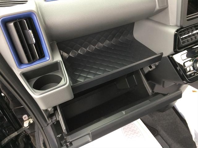 カスタムRS バックカメラ付き シートヒーター 4WD 寒冷地仕様 キーフリー 両側電動スライド ターボ 届出済未使用車 純正15インチアルミ ABS エアバッグ クリアランスソナー 軽自動車(23枚目)