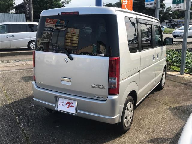 JPターボ 4WD キーレス 社外CDデッキ 電動格納ミラー(6枚目)
