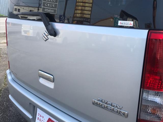 JPターボ 4WD キーレス 社外CDデッキ 電動格納ミラー(11枚目)