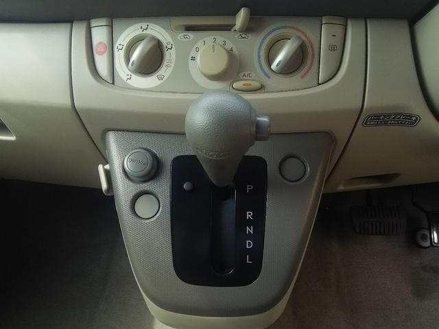 L 4WD 純正CD インパネCVT 4気筒 独立懸架サス(11枚目)