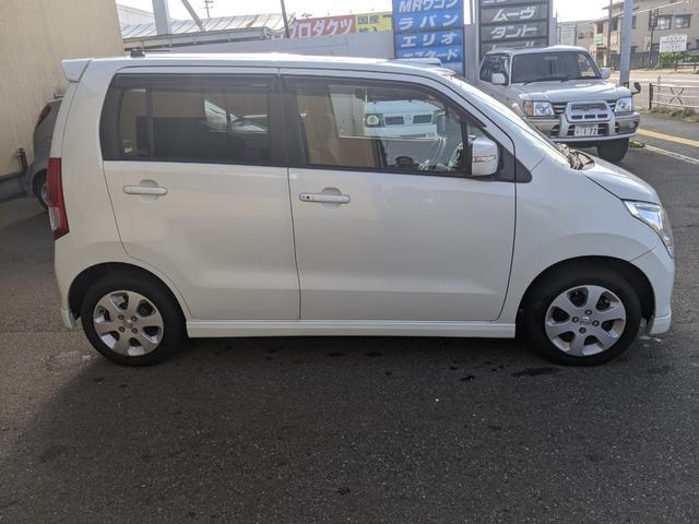 「スズキ」「ワゴンR」「コンパクトカー」「秋田県」の中古車4