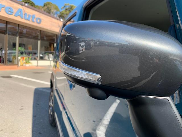 ハイブリッドXターボ 届出済未使用車 禁煙車 衝突軽減ブレーキ 9インチ全方位モニター LEDライト ターボ車(10枚目)