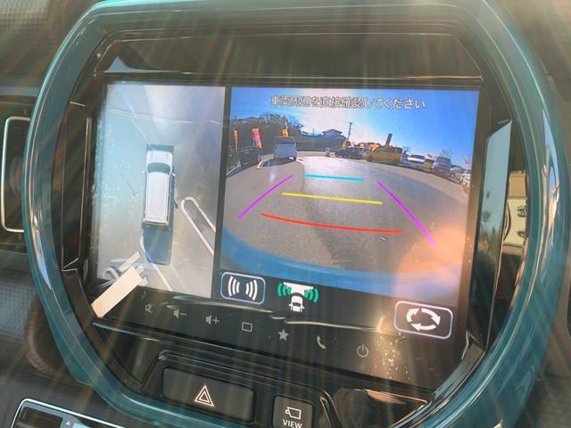 ハイブリッドXターボ 届出済未使用車 禁煙車 衝突軽減ブレーキ 9インチ全方位モニター LEDライト ターボ車(23枚目)