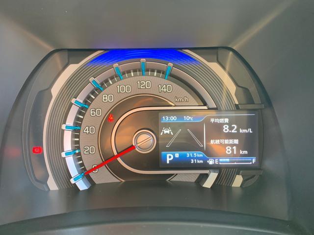 ハイブリッドXターボ 届出済未使用車 禁煙車 衝突軽減ブレーキ 9インチ全方位モニター LEDライト ターボ車(29枚目)