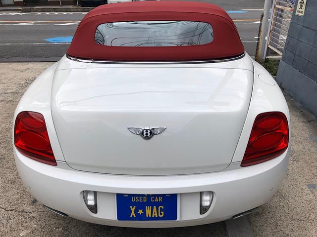 「ベントレー」「コンチネンタル」「オープンカー」「大阪府」の中古車8