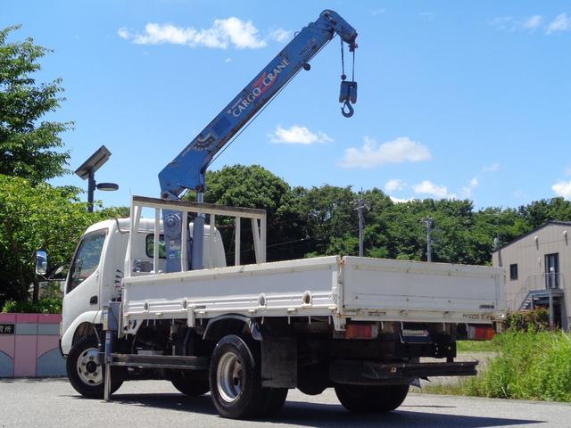 タダノ3段クレーン ラジコン付 標準ボディ 積載2トン(3枚目)