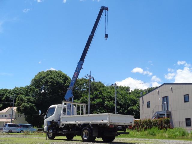タダノ3段クレーン ラジコン付 標準ボディ 積載2トン(14枚目)