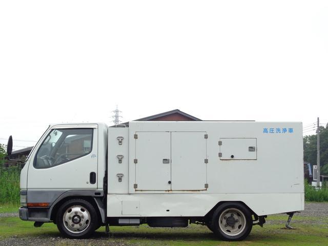 高圧洗浄車 マルナカ 300kgf Wポンプ SSD3070(6枚目)