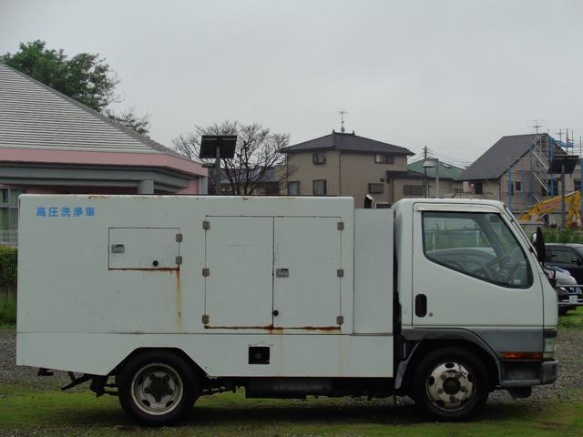 高圧洗浄車 マルナカ 300kgf Wポンプ SSD3070(8枚目)