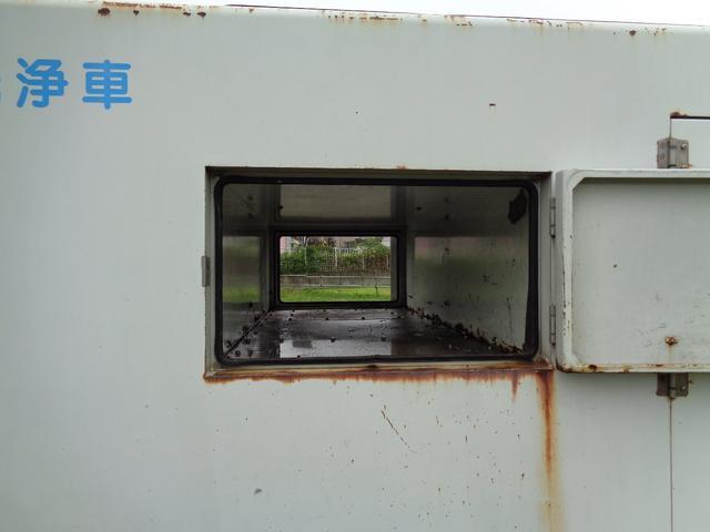高圧洗浄車 マルナカ 300kgf Wポンプ SSD3070(14枚目)