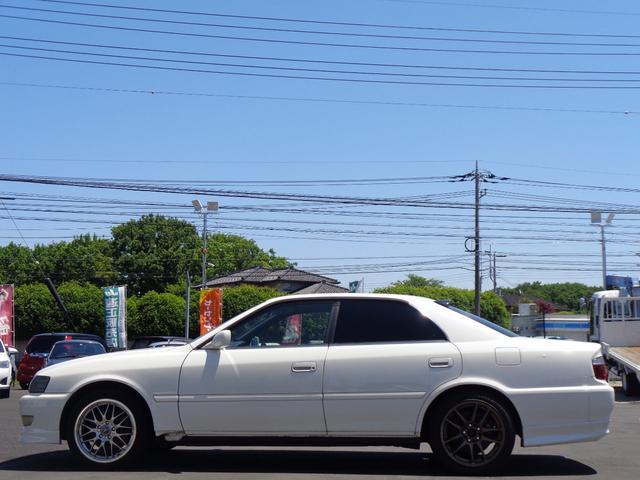 「トヨタ」「チェイサー」「セダン」「茨城県」の中古車9