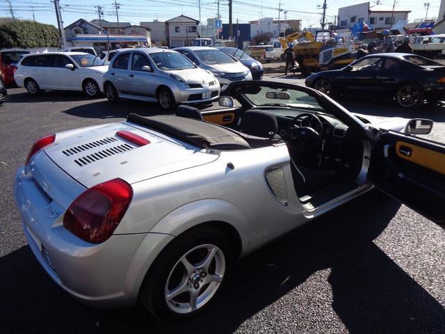 「トヨタ」「MR-S」「オープンカー」「茨城県」の中古車11