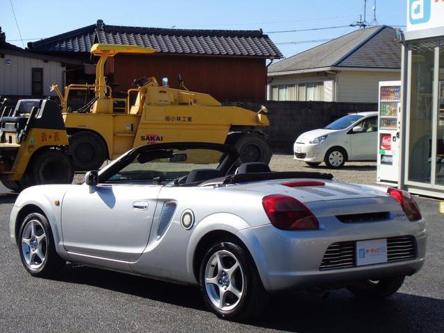 「トヨタ」「MR-S」「オープンカー」「茨城県」の中古車32