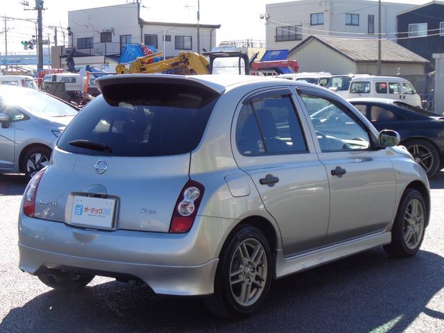 「日産」「マーチ」「コンパクトカー」「茨城県」の中古車7