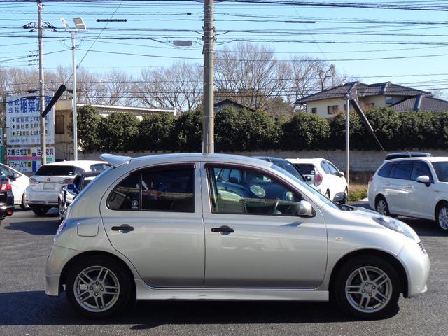 「日産」「マーチ」「コンパクトカー」「茨城県」の中古車39