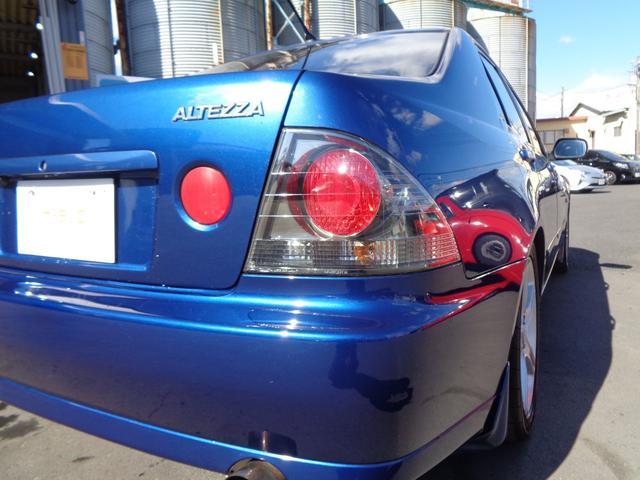トヨタ アルテッツァ