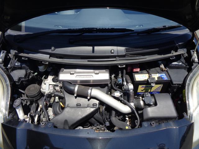 TRDターボM 社外アルミ エアロ 5速MTターボ HDDナビ フルセグ ETC ローダウンスマートキー(72枚目)