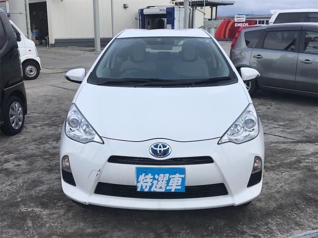 「トヨタ」「アクア」「コンパクトカー」「山形県」の中古車4
