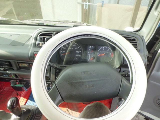4.8ディーゼル -30°低温冷凍車 サイド扉付き 4WD(14枚目)
