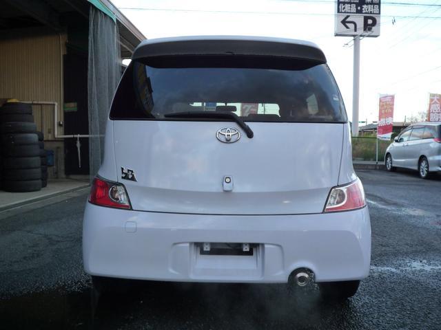 「トヨタ」「bB」「ミニバン・ワンボックス」「岐阜県」の中古車4