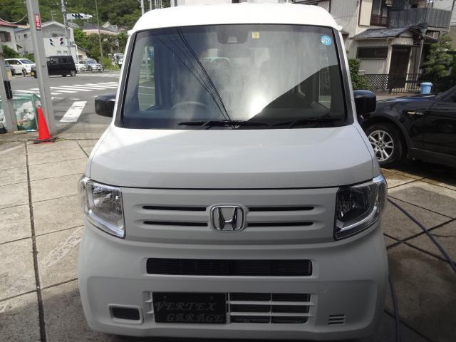 「ホンダ」「N-VAN」「軽自動車」「神奈川県」の中古車2