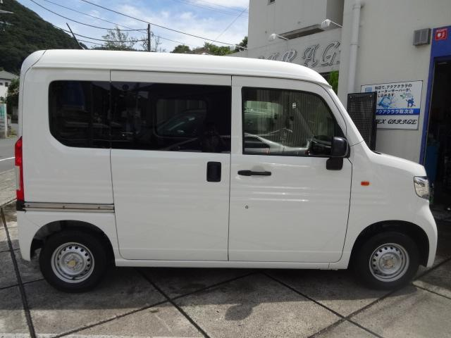 「ホンダ」「N-VAN」「軽自動車」「神奈川県」の中古車4