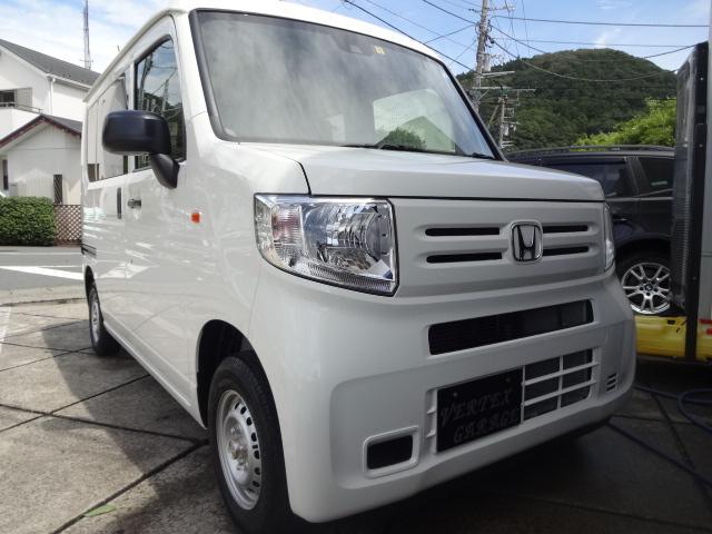 「ホンダ」「N-VAN」「軽自動車」「神奈川県」の中古車6