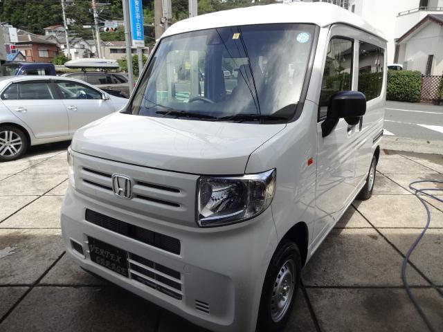 「ホンダ」「N-VAN」「軽自動車」「神奈川県」の中古車7
