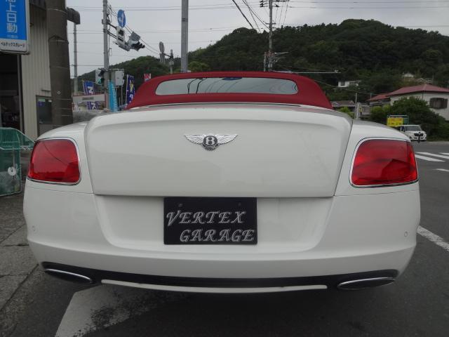 「ベントレー」「コンチネンタル」「オープンカー」「神奈川県」の中古車3