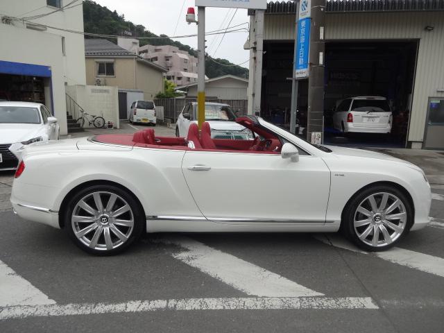 「ベントレー」「コンチネンタル」「オープンカー」「神奈川県」の中古車5