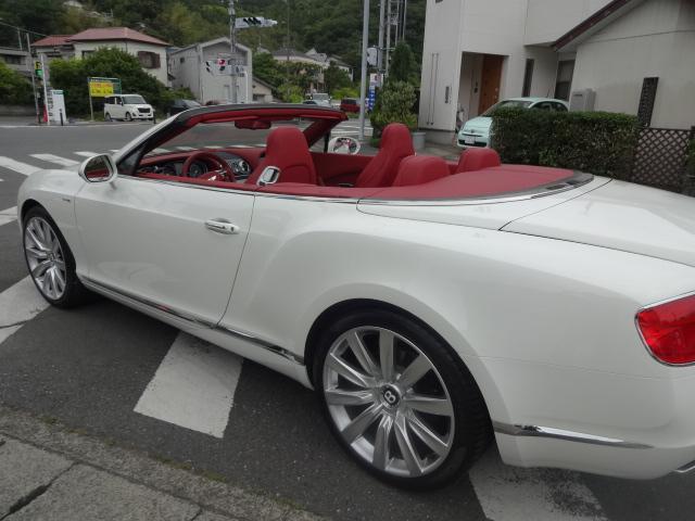 「ベントレー」「コンチネンタル」「オープンカー」「神奈川県」の中古車9