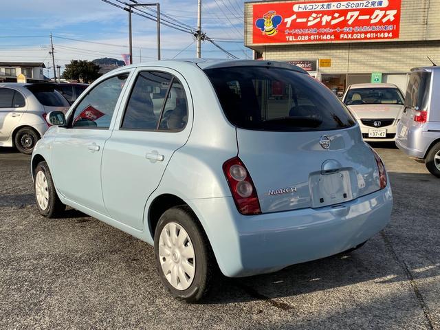 「日産」「マーチ」「コンパクトカー」「栃木県」の中古車4
