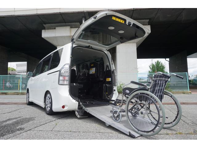 スローパー 車椅子2脚仕様 サードシート付 電動ウィンチ(9枚目)