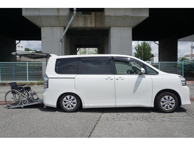 スローパー 車椅子2脚仕様 サードシート付 電動ウィンチ(13枚目)