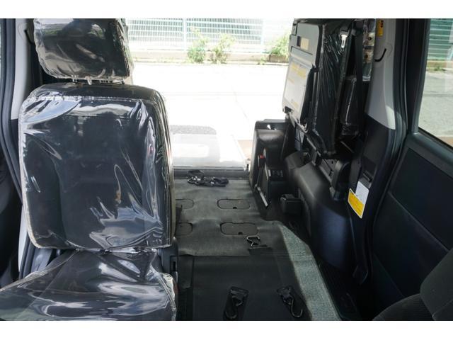 スローパー 車椅子2脚仕様 サードシート付 電動ウィンチ(22枚目)