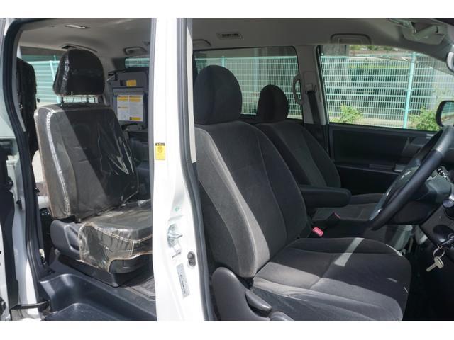 スローパー 車椅子2脚仕様 サードシート付 電動ウィンチ(26枚目)