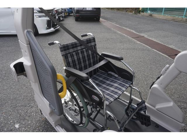 ロングDX 車椅子2脚仕様 Bタイプ パワーリフト(12枚目)