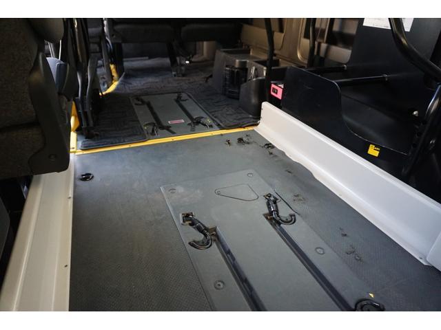 ロングDX 車椅子2脚仕様 Bタイプ パワーリフト(25枚目)