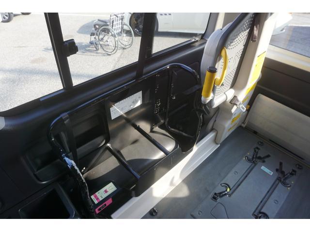 ロングDX 車椅子2脚仕様 Bタイプ パワーリフト(26枚目)