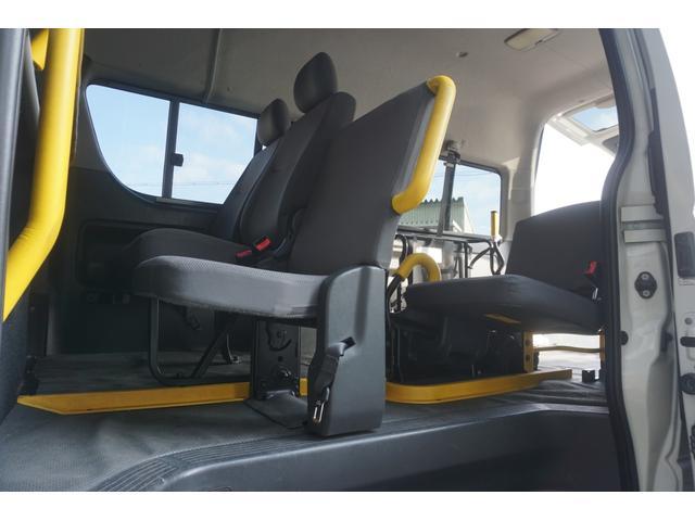 ロングDX 車椅子2脚仕様 Bタイプ パワーリフト(29枚目)