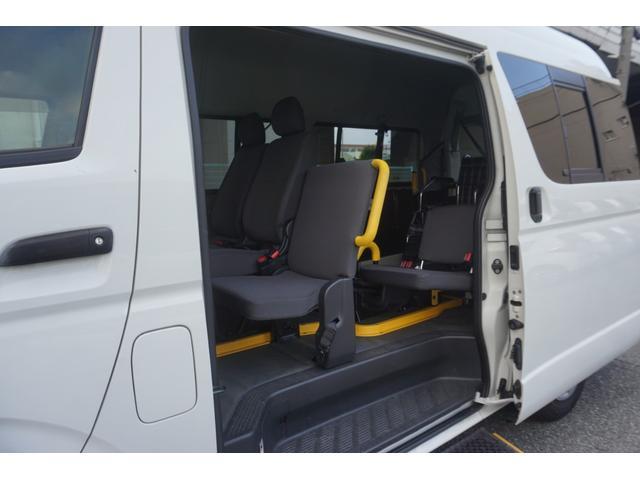 ロングDX 車椅子2脚仕様 Bタイプ パワーリフト(33枚目)