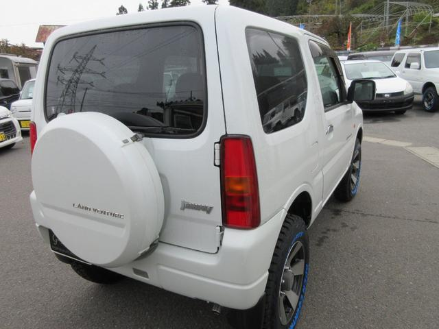 ランドベンチャー 4WD リフトアップ HDDナビ シートヒーター ETC ワンオーナー仕入れ(7枚目)