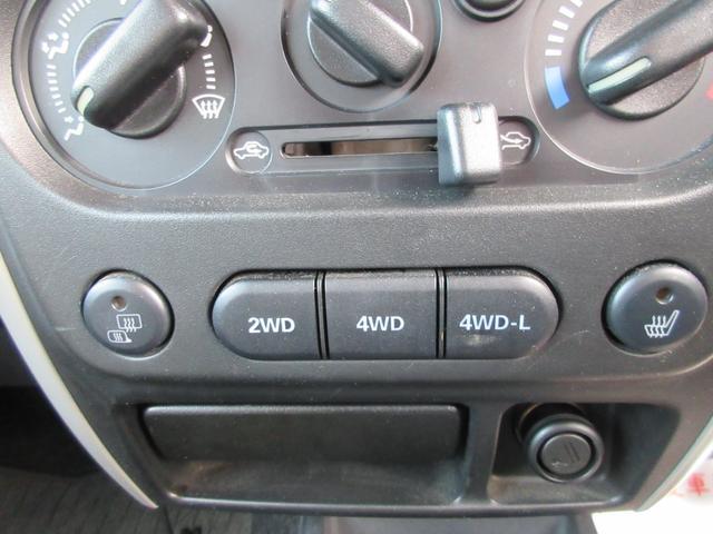 ランドベンチャー 4WD リフトアップ HDDナビ シートヒーター ETC ワンオーナー仕入れ(18枚目)
