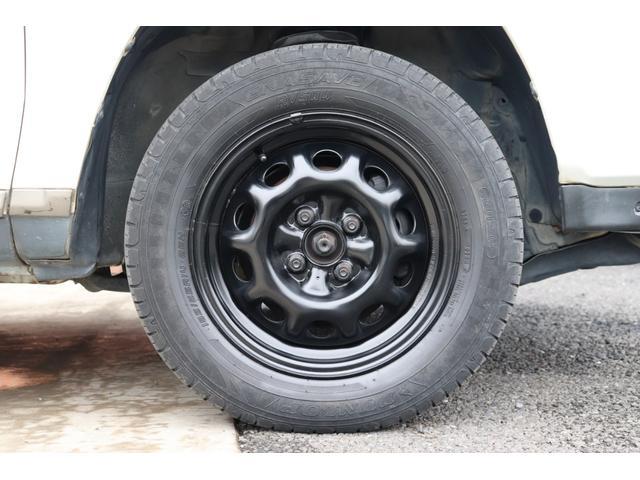 タイプA 4WD 背面タイヤ ルーフレール キーレス CD(12枚目)
